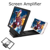 Amplificator imagine telefon MRG L-F1, Lupa, Pliabil, Negru C368
