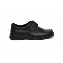 Autohton: Pantofi din piele naturala, cu scai, pe talpa Epa, flexibili si usori, Cod 105D-scai