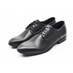 Pantofi  din piele naturala si curea din piele naturala - cod 115