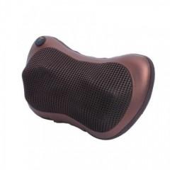Dispozitiv pentru masaj cu magneti, functie de incalzire pe baza de infrarosu