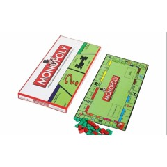Joc interactiv Monopoly - modele pentru fete si baieti