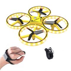 Drona - telecomanda bratara, control prin gesturi, senzori infarosu