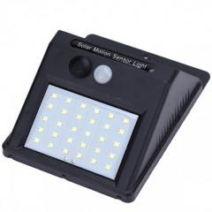 Set 3 x Lampa cu incarcare solara si senzor de miscare 30 LED