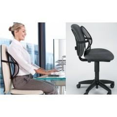 Set 2 perne suport pentru scaun