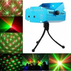 Dispozitive Soundvox, cu stele miscatoare si joc de lumini, Albastru