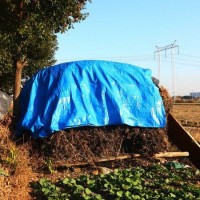 Prelata albastra impermeabila 2x3 m cu inele , 150gr/m2