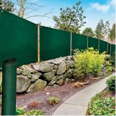 Plasa verde cu grad de  umbrire 95% , Latime 2m x Lungime 10m, Calitate premium, 140 gr/m2