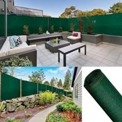 Plasa umbrire 1.5 x 25 m ,opaca cu grad de 95% ideala pentru garduri, terase ,sere