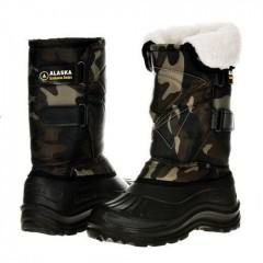 Cizme impermeabile, usoare, rezistente, antiderapante, foarte calduroase si confortabile.