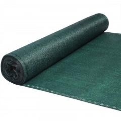 Plasa verde cu grad de umbrire 95% , Latime 2m x Lungime 50m