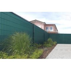 Plasa umbrire 1M x 25 M ,opaca cu grad de 95% ideala pentru garduri, terase ,sere