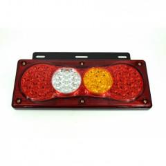 set 2 Lampi pentru stop cu led 12V-24V, camion/autoutilitara/remorca/utilaj