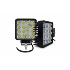 Proiector LED auto offroad, putere 48W