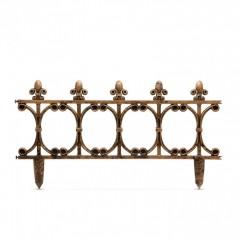 Gard pentru rondul de flori sau gazon - 11468C