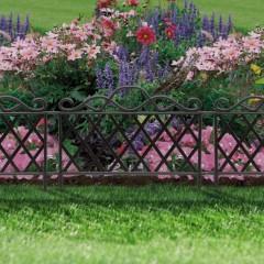 Gard pentru rondul  de flori sau de gazon - 11468B