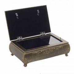 Caseta de bijuterii - Cutie muzicala mecanica