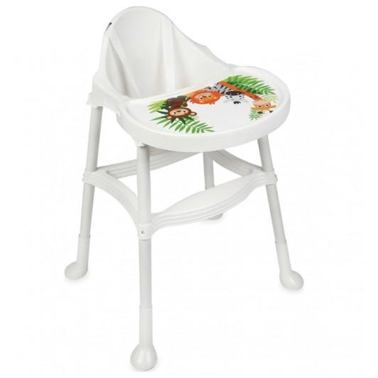 Scaun de masa pentru bebelusi, vârsta recomandată de la 6 luni la 36 luni