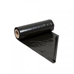 Folie pentru mulcire neagra, 0.015 microni, 100 cm x 500 m
