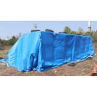 Prelata impermeabila, 4 x 6 m, rezistenta la soare, capse din aluminiu, densitate 140gr/mp