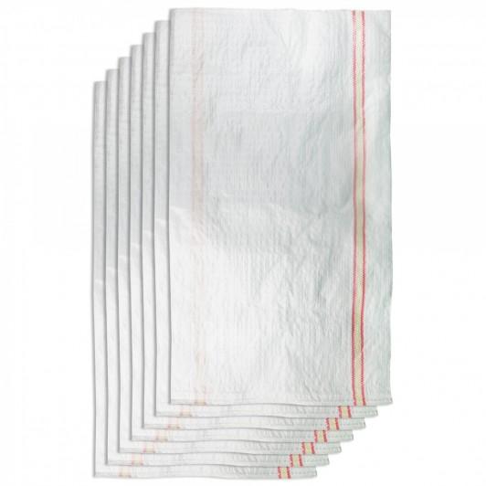 Saci rafie rezistenti, set 50 bucati, dimensiune 55 x 100 cm