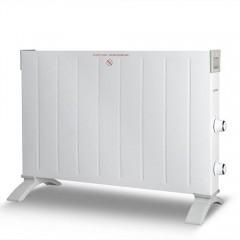 Radiator KS-2947 cu termostat, 2500W,metal,3 trepte de caldura, portabil, alb