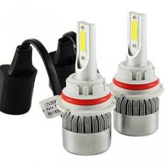 Set becuri HB1 9004 LED 6000k