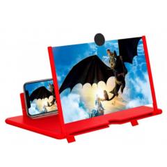 """Ecran Lupa De 12 """", 3D HD Amplificator De Mărire Pentru Telefon Mobil"""