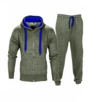 Trening fleece barbati hanorac & pantaloni - 13  CULORI