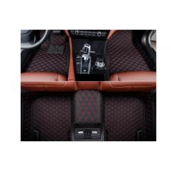 Covorase auto LUX PIELE 5 usi BMW X5 F15 dupa 2014