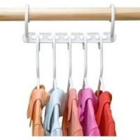 Wonder Hanger - set 8 accesorii pentru 40 umerase